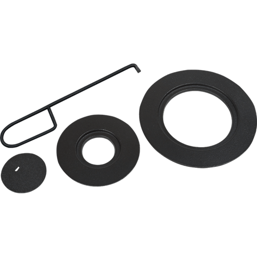 Kratki K10 optional cooker rings